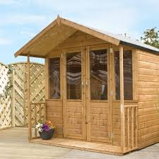 Garden Shed Summer House - great value sheds summerhouses log cabins playhouses wooden