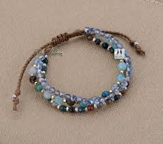 braided bead bracelet images Wholesale wholesale exclusive turquoise with jasper and pyrite jpg