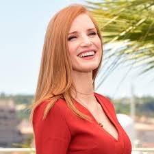 change of hairsyle 40 years old jessica chastain calls for social change divine ca