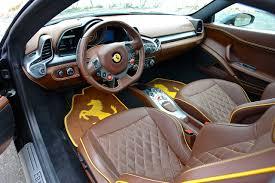 Ferrari 458 Interior - feature review 2010 ferrari 458 italia one of the absolute