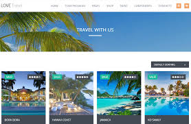 traveling websites images Love travel creative travel agency wordpress theme in depth png