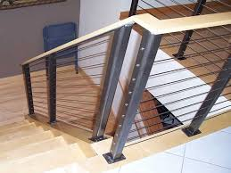 ultra tec stainless steel railing system modern staircase
