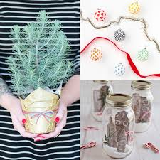 Diy Crafts For Christmas Gifts - last minute diy gifts popsugar smart living