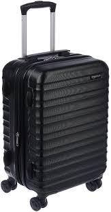 amazon com amazonbasics hardside spinner luggage 20 inch carry