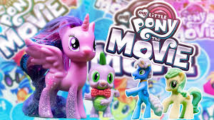 Mlp Blind Bag My Little Pony The Movie 2017 Surprise Bag Opening Wave 22 Mlp