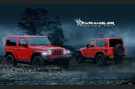 2017 jeep hurricane 2018 jeep wrangler jl to get 368hp turbo four according to