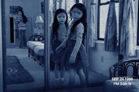 FILM REVIEW: PARANORMAL ACTIVITY 3