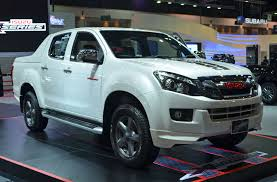 isuzu dmax 2006 isuzu d max x series add red for bold flavour