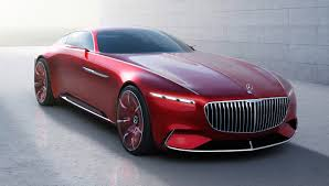 roll royce future car the new all electric mercedes maybach 6 concept could be a rolls