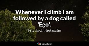Quotes About Being Blinded By Love Ego Quotes Brainyquote