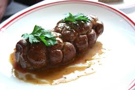cuisiner rognons de veau semainier allard mercredi rognons de veau sauce madère gourmets co