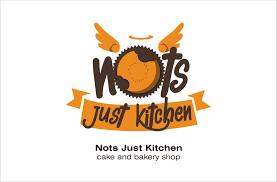 Kitchen Logo Design Nots Just Kitchen U2013 Cake U0026bakery Logo Hevngrafix Design