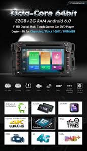 7 u0026 034 android 6 0 octa core car audio radio dvd gps stereo dab