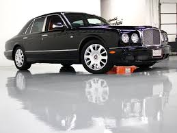 bentley arnage red label 2005 bentley arnage red label