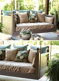 10 diy patio and garden swings home and gardening ideas