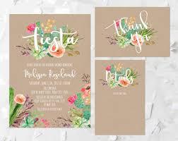 etsy wedding shower invitations bridal shower etsy