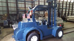 used marina forklift for sale freshwater or industrial forklift