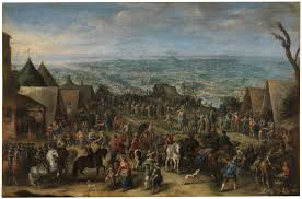 siege clio williams siege of ostend wikiwand