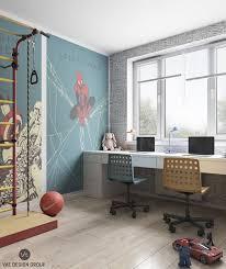inspirational bedrooms design for kids 14 decorating children