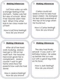 4th grade inference worksheet worksheets