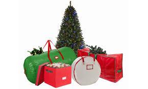 heavy duty storage ornament box tree bag or wreath bag