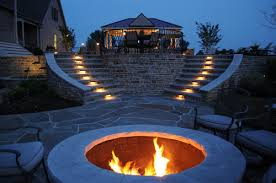 Stair Lights Outdoor Patio Step Lights Home Design Inspiration Ideas And Pictures