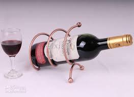 best spiral iron wire wine racks holder metal bottle rack wine