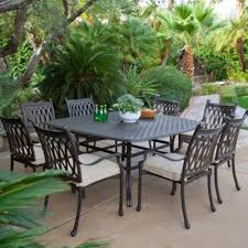 Cast Aluminum Patio Furniture Clearance by Patio Tables As Home Depot Patio Furniture And Awesome Patio Set