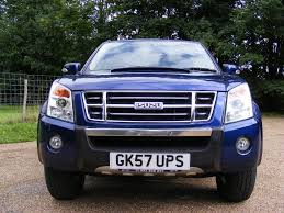 isuzu dmax 2007 used 2007 isuzu rodeo denver max 2 5 td double cab no vat for sale