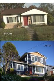 Before And After Home Renovations With Cost Best 25 Second Story Addition Ideas On Pinterest House