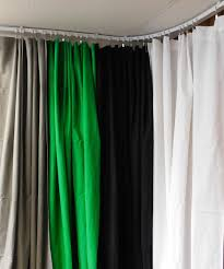 Heavy Duty Flexible Curtain Track by Photography Curtain Tracks Photo Backdrop Tracks Recmar Products