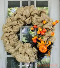 burlap wreaths burlap wreath