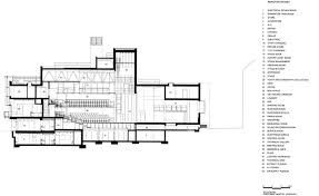 theatre floor plans liverpool everyman theatre haworth tompkins architects archeyes