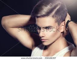 hair model boy male hair cut stock images royalty free images vectors
