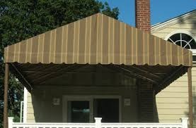 Outdoor Awning Fabric Greater New Orleans Area Fixed Fabric Awnings Sun Shades