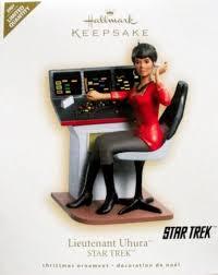 46 2007 lieutenant uhura special limited edition hallmark