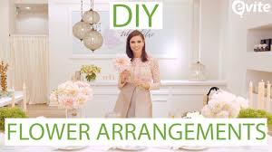 celebrate with heather dubrow diy flower arrangements youtube