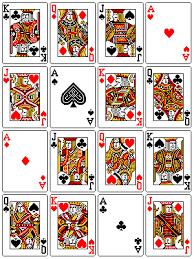 cards history symbols and mathematics numericana