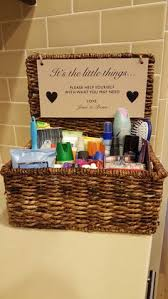 Wedding Guest Bathroom Basket Wedding Bathroom Basket List What To Include And What Not To