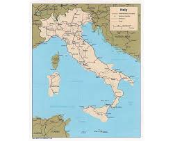 Brescia Italy Map by Maps Of Italy Detailed Map Of Italy In English Tourist Map