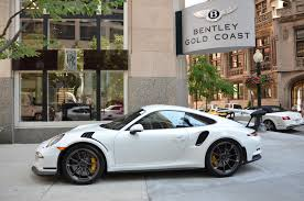 gold porsche gt3 2016 porsche 911 gt3 rs stock gc1971 for sale near chicago il