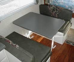 Rv Dinette Booth Bed Camper Dinette Table Top