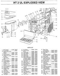 ugolini ht model parts la pavoni espresso machines and parts