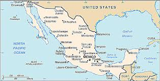 map of the gulf of mexico 10 geographic facts about the gulf of mexico