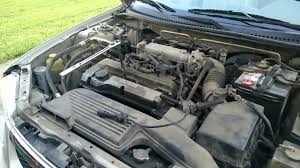 1999 mazda protege 1 6l engine spark plug and spark plug boot