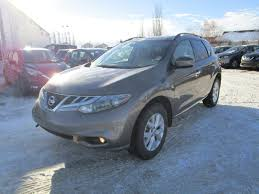 murano nissan 2013 used 2013 nissan murano for sale lloydminster ab