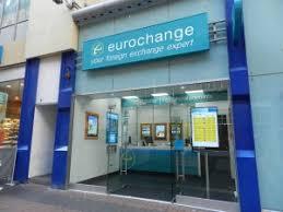 union bureau de change eurochange branch opens on union shopping in