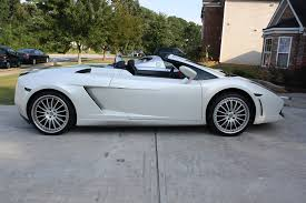2007 lamborghini gallardo 2007 lamborghini gallardo spyder diminished value car appraisal
