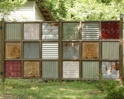 Fence Ideas For Small Backyard by Triyae Com U003d Backyard Privacy Fence Ideas Various Design
