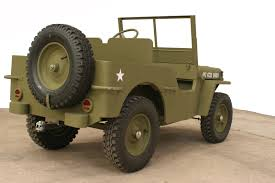 military jeep side view toylander xo private